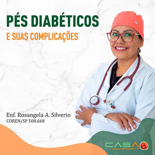 Pés Diabéticos